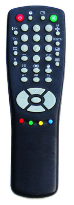 ABS Case Remote Control for TV (RC6-7)