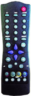 Easy Remote Control for TV (RC28350)