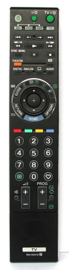 High Quality Remote Control for TV (RM-ED012)