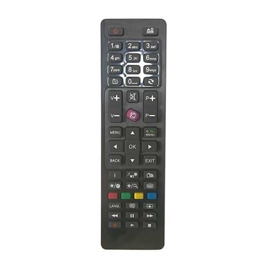 High Quality Remote Control for TV (RD17092602)