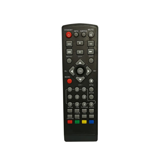 New ABS Case Remote Control for TV (RD17073102)