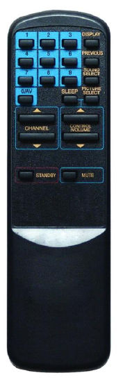 High Quality TV Remote Control (RC2100AMK7.8)