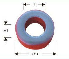 -2 Material Toroidal Cores for Deal with EMC