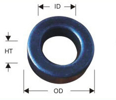 Toroidal Cores for Deal with EMC (-45 Material)