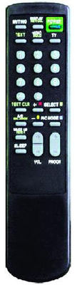 High Quality TV Remote Control (RM-870)