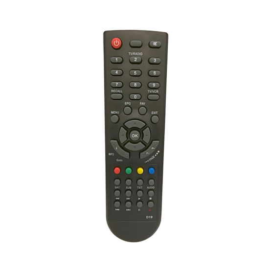 New ABS Case Remote Control for TV (RD17073106)