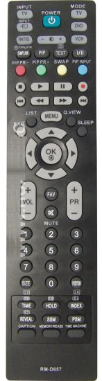 High Quality Remote Control for TV (RD-6)