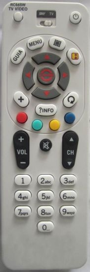 High Quality TV Remote Control (RD-4)