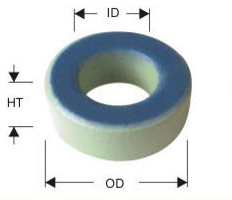 Toroidal Cores for Deal with EMC (-52 Material)
