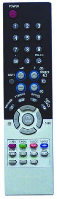 Universal Remote Control for TV (AA59-00370B)