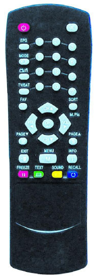 High Quality Sat Remote Control for Satelite (Sat-7)
