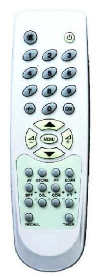 High Quality TV Remote Control (90CH)