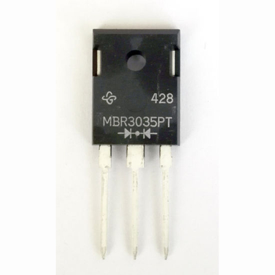 Stock IC and Transistor for PCB (MBR3035)