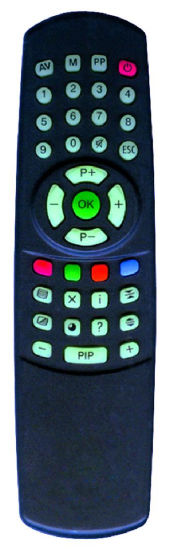 High Quality Remote Control for TV (RC-5)
