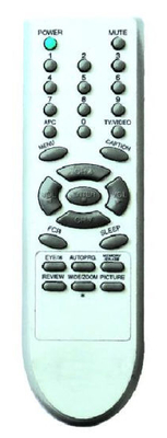 High Quality Remote Control for TV (6710V00090H)