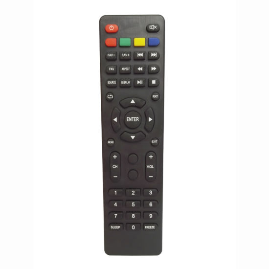 ABS Case Remote Control for TV (RD16100901)