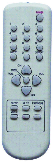 High Quality Remote Control for TV (R-48C04)