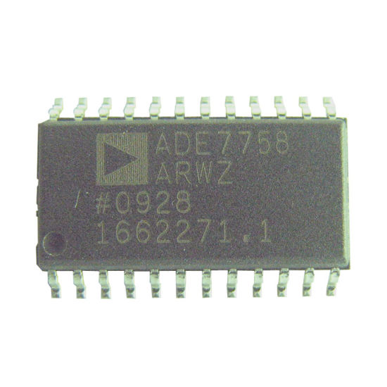 Orginal and New Logic IC for Electronic Engineering (ADE7758)