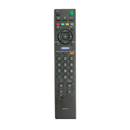High Quality Remote Control for TV (RM-715A)