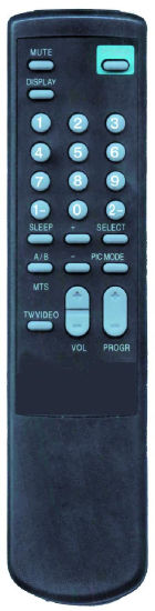 High Quality Remote Control for TV (RM-827S)